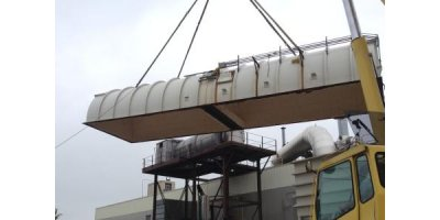 Regenerative Thermal Oxidizers & Thermal Oxidizers Maintenance Services