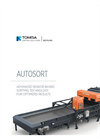 TOMRA - Model AUTOSORT - Multifunctional Sorting System - Brochure
