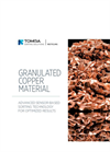 Granulated Copper Material - Applications