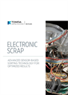 Electronic Scrap - Applications  Brochure