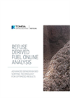 Refuse Derived Fuel Online Analysis - Applications Brochure