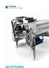 Blizzard Food Sorting Machine - Brochure