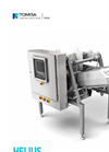 TOMRA Helius Food Sorting Machine - Brochure