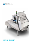 TOMRA Ixus Bulk Sorting Machine - Brochure