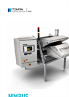 TOMRA Nimbus BSI Sorting Machine - Brochure