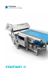 TOMRA Sentinel II Sorting Machine - Brochure