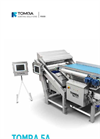 TOMRA 5A Sorting Machine - Brochure