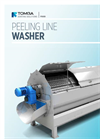 TOMRA Washer Peeling Equipment - Brochure