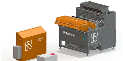 TOMRA - Model Autosort Flake - Sorting System