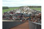Metal Sorting - End of Life Vehicles Scrap Sorting - Metal - Metal Recycling