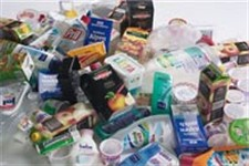 Packaging Sorting - Waste and Recycling - Material Recycling