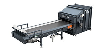TOMRA - Model FINDER - High Purity Metal Fractions Separator
