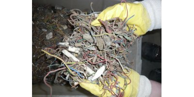 Metal Sorting - Wire Recovery - Metal - Metal Recycling