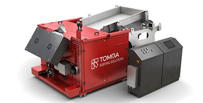 TOMRA - Model Pro - Secondary Laser Sorting Mining Machine