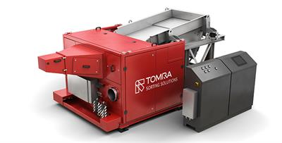 TOMRA - Model PRO Series - Secondary Mining Sorting Machine