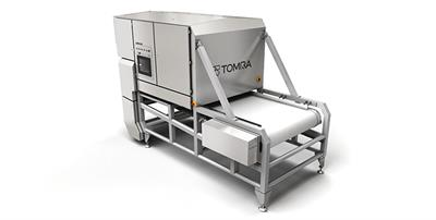 TOMRA - Model Genius - Food Sorting Machine