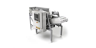 TOMRA - Model Helius - Food Sorting Machine
