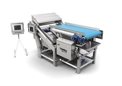 TOMRA - Model 5A - Sorting Machine