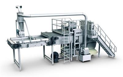 TOMRA - Model TB5 - Tobacco Sorting Machine