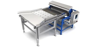 TOMRA - Model Zea - Sorting Machine