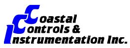 Coastal Controls & Instrumentation Inc. (CCII)