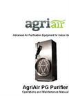 AgriAir 1600PAC - Air Purifier System - Specification Sheet