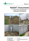 BIOGEST - Flood Protection Affalterbach Brochure
