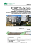 BIOGEST - Flood Protection Thalhofen Datasheet