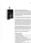Particles Plus - Model 4510 - Remote Particle Counter (0.5 µm @ 1.0 CFM) Datasheet