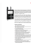 Particles Plus - Model 5501 - Remote Particle Counter (0.5 µm @ 0.1 CFM) Datasheet