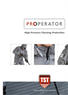 ProOperator High Pressure Cleaning Protection Equipment Brochure
