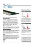 NeoSol - Model DS - Horticulture LED Grow Light Spec Sheet