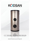 KBD - Double Serpantine Water Heater - Brochure