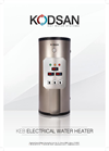 KEB - Electrical Water Heater - Brochure