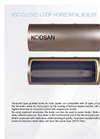 KSC - Closed Loop Horizontal Water Heater - Brochure