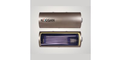 Kodsan - Model KSS Series - Horizontal Serpantine Solar Water Heater