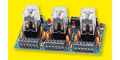 Halogen - Model 4500.14 - Relay Interface Module