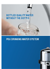 ProSeries - Model POU - Drinking Water System Datasheet