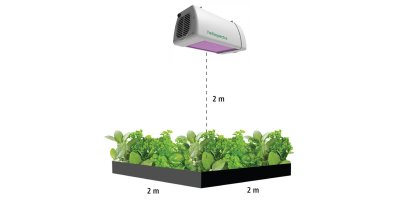 Heliospectra - Model LX602 - Advanced LED Grow Light for Horticulture Crop Production