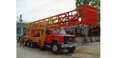 Model 500 Meters Capacity - Water Well Drilling Rigs