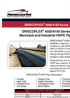 DRISCOPLEX - 4000/4100 Series - HDPE Pipe Brochure