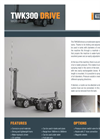 Model TWK300 drive - Mobile Tank Cleaner Brochure