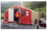 Gable  - Model GBX - Fabric Buildings and Camp Systems