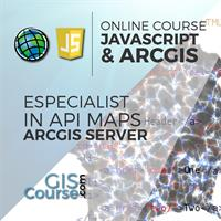 Specialist in Developing Web Based GIS Applications using ArcGIS API for JavaScript and ArcGIS Server – Online GIS Training