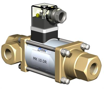 Müller - Model MK 10 DR - 3/2 Way Coaxial Direct Acting Valves