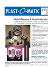 Sight Flow Glasses & Level Indicators Brochure
