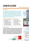Model 250 KW (EC250) - Power Oxidizer Powerstation Brochure
