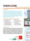 Model 333 KW (EC333) - Power Oxidizer Powerstation Brochure
