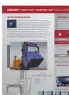 Model DF-1043 - Rotational Dumping Frame Industrial Carts & Containers - Brochure