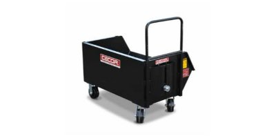 CECOR - Model 043 Series - Low Profile Dumping Carts